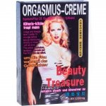 Возбуждающие капли Orgasmus-creme beauty treasure- jiggy-jig.ru